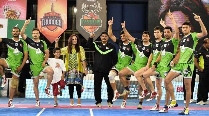 Super Kabaddi League – a breath of fresh air for sports in Pakistan