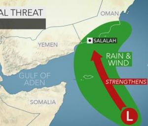 No threat to Pakistan's coast from Arabian Sea cyclone: Met