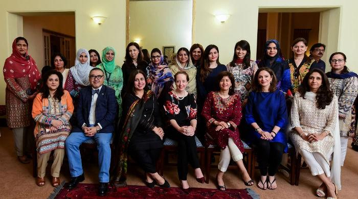 An ode to working women in Pakistan