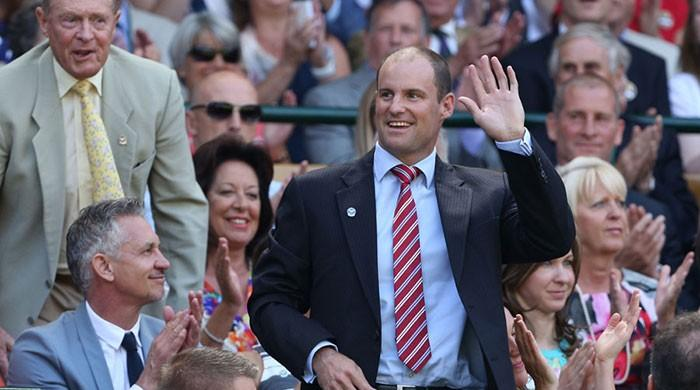 England chief Strauss to step down for summer