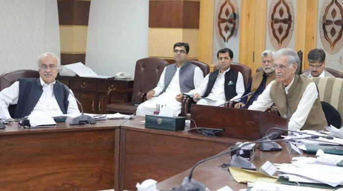 KP government decides not to present provincial budget