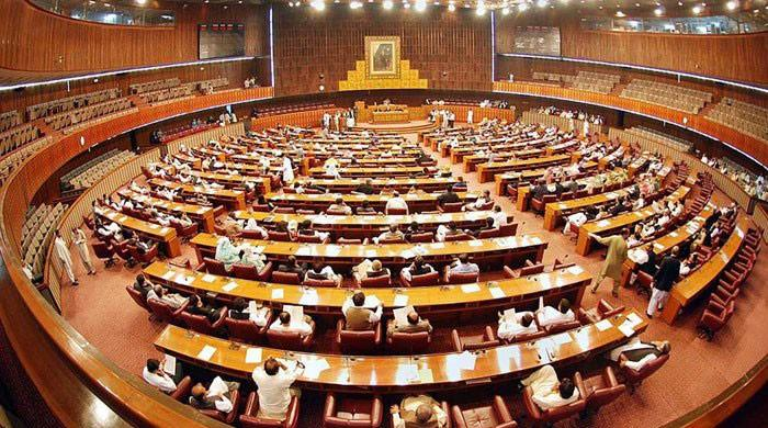 Parliamentary committee agrees on amendment for KP-FATA merger