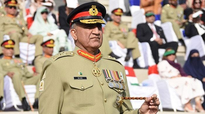 COAS says junior leaders have critical role in modern warfare: ISPR