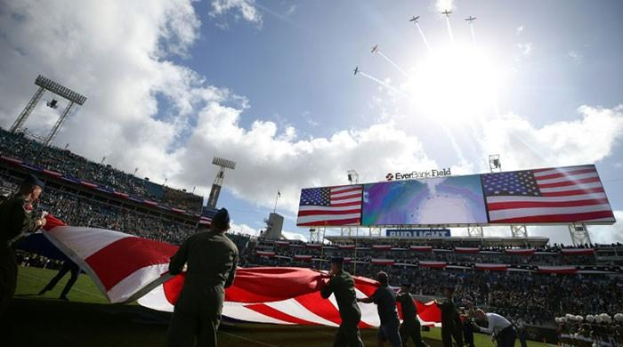 NFL orders players to stand for anthem or stay in locker room