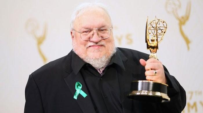 George RR Martin's 'The Ice Dragon' to become an animated film