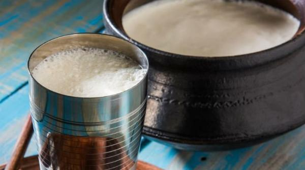 Traditional lassi—most popular summer drink in Pakistan