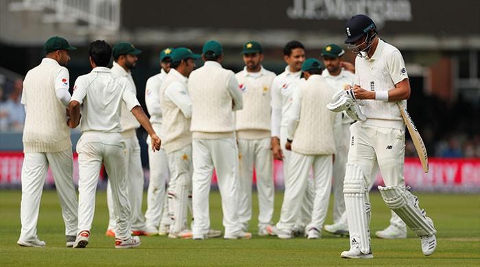 Pakistan on top as Abbas, Hasan wrap up England for 184