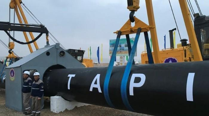 Turkmenistan says close to securing TAPI pipeline financing