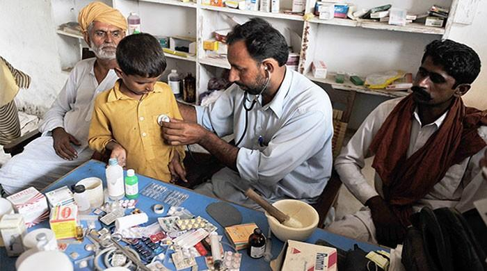 Pakistan behind Bangladesh, India, Sri Lanka in healthcare: Lancet study