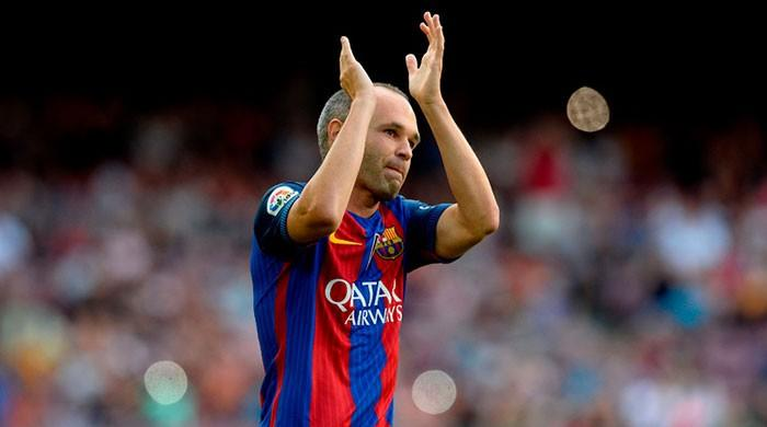 Andres Iniesta to join Japanese club Vissel Kobe
