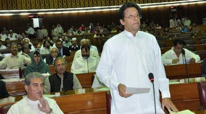 Proud of struggle to get corrupt PM convicted for laundering money, says Imran
