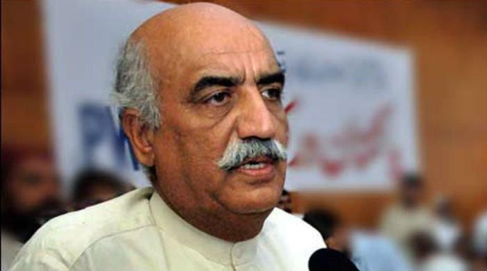 No more meetings with Abbasi on caretaker PM, says Khursheed Shah