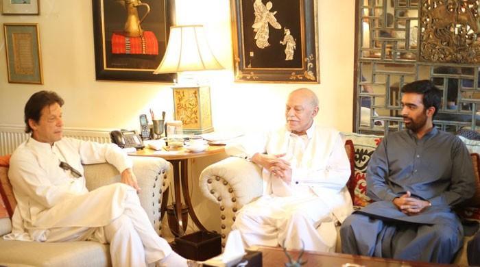Nawab of Bahawalpur Salahuddin Abbasi joins PTI
