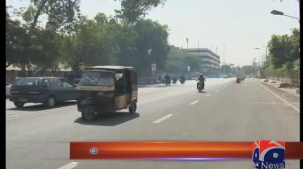 Heatwave relents in Karachi as sea breeze brings down temperature