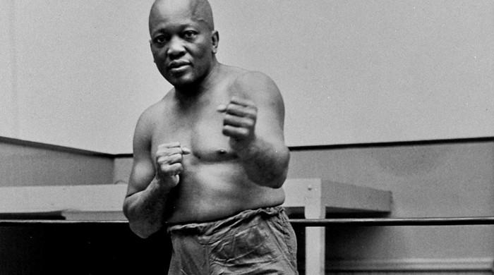 Trump pardons heavyweight boxer Jack Johnson posthumously