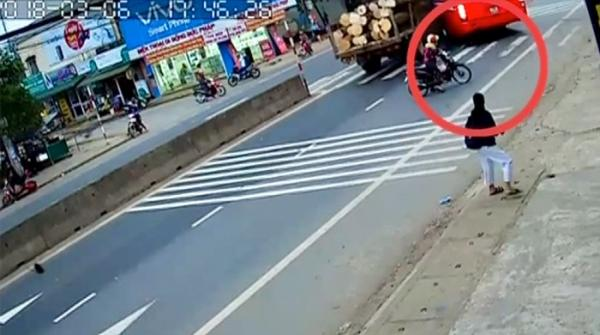 Motorist survives deadly accident in Vietnam