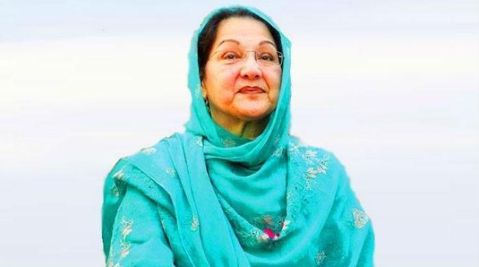 Begum Kulsoom Nawaz's health shows signs of improvement, say sources