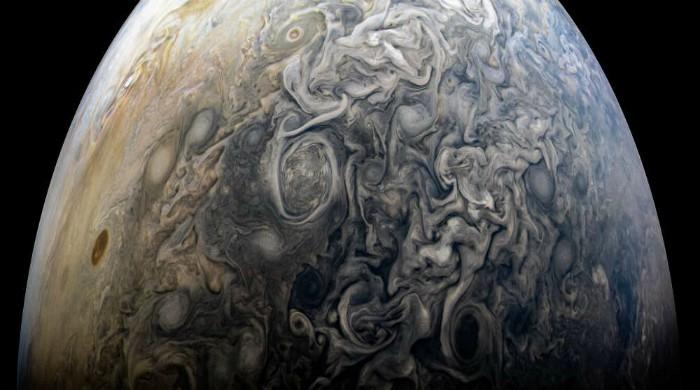These latest pictures of Jupiter by NASA's Juno Spacecraft are amazing