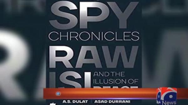 The Spy Chronicles makes explosive revelations