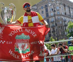 Liverpool's road to the Champions League final