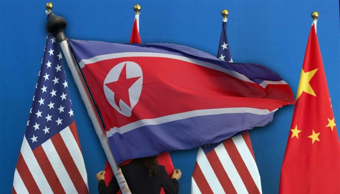 North Korea has 'brilliant potential' as USA  team arrives at border