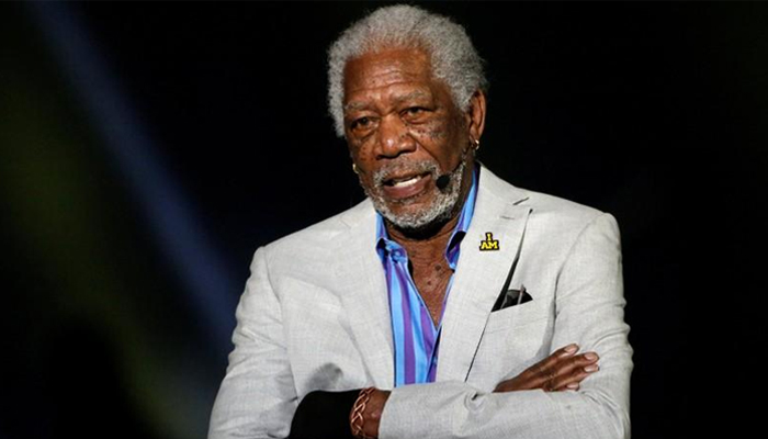Morgan Freeman issues new statement after sexual harassment accusations