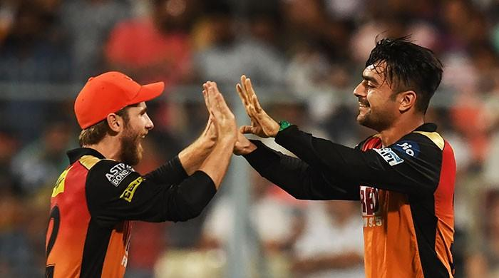 Rashid Khan heroics take Hyderabad into IPL final
