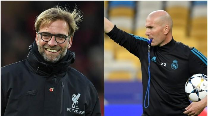 Mutual admiration from Klopp, Zidane as Real and Liverpool face off in final