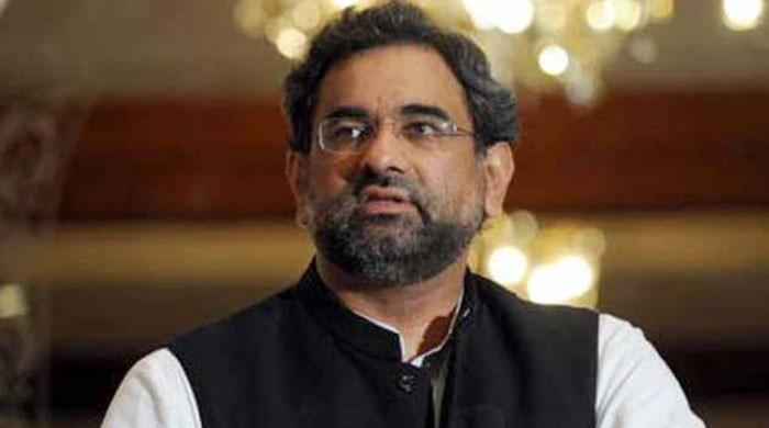 Musharraf, Zardari did not start any power projects in their tenure: PM Abbasi