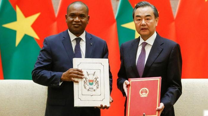 China, Burkina Faso establish diplomatic ties after Taiwan ditched
