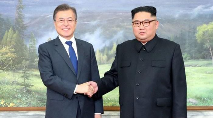 South Korean president met North Korea's Kim Jong Un Saturday: Seoul