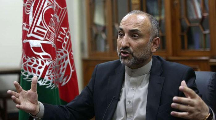 Afghanistan National Security Advisor to visit Pakistan on Sunday