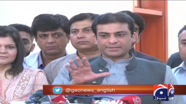 Democracy is the only way forward for Pakistan, says Hamza
