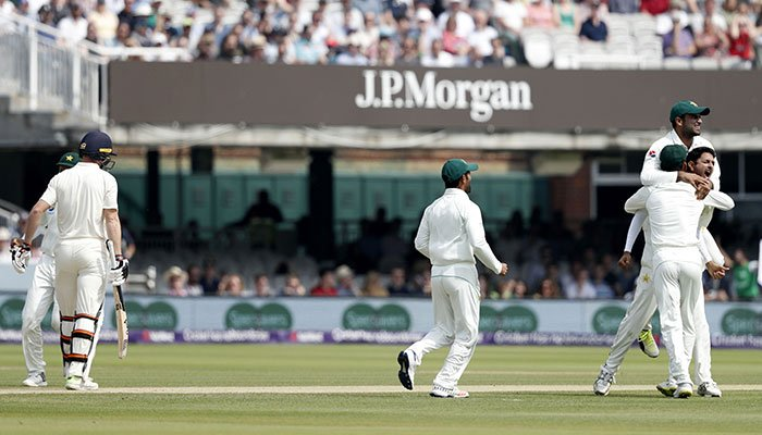Pakistan dismantle England at Lord's to win first Test
