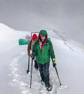 Mountaineer Uzma Yousaf sets eyes on climbing 8,000m Broad Peak