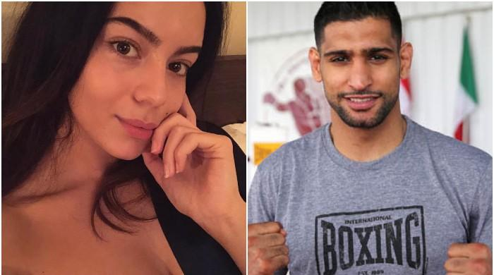 Another scandal: 22-year-old beautician alleges affair with boxer Amir Khan
