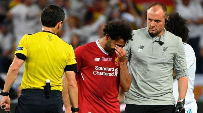 Salah injury 'serious', says Liverpool boss Klopp