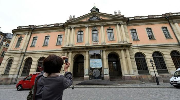 Nobel Foundation says literature prize may be delayed again