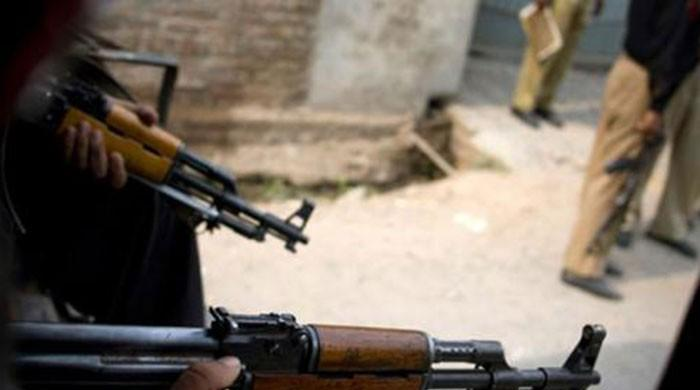 Six suspected terrorists killed in CTD shootout in Gujrat