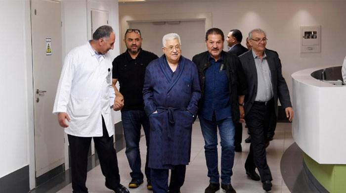 Palestinian President Abbas hospital stay extended
