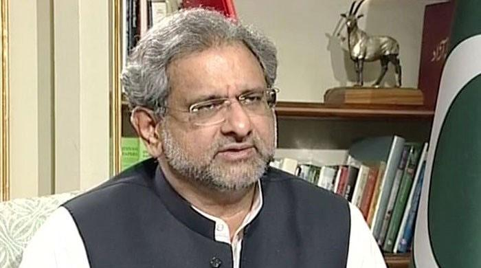 Nawaz ready to go to prison for principles, says PM Abbasi