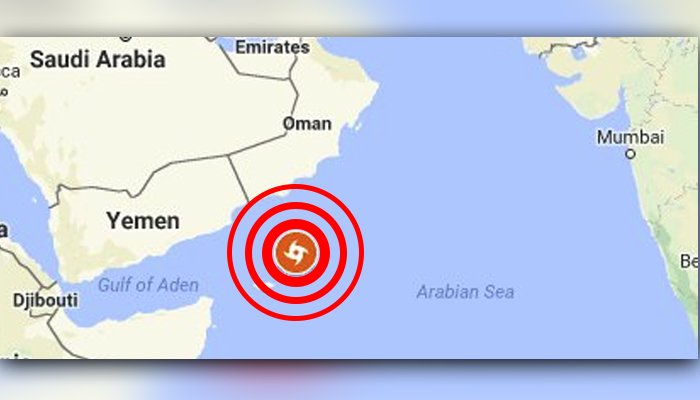 Two dead, three missing as cyclone hits Oman