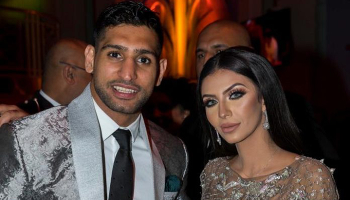 Amir Khan responds to latest accusation of one-night stand with beautician