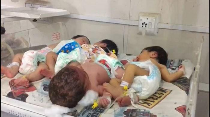 Dearth of incubators in Peshawar hospitals exposes newborns to health risks