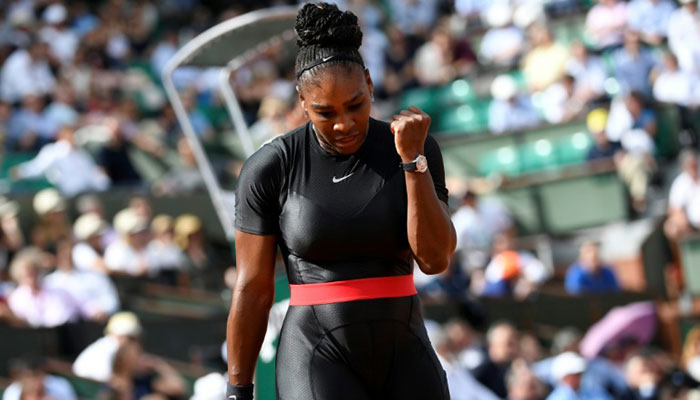 Dejected Serena Williams waits to learn extent of injury blow