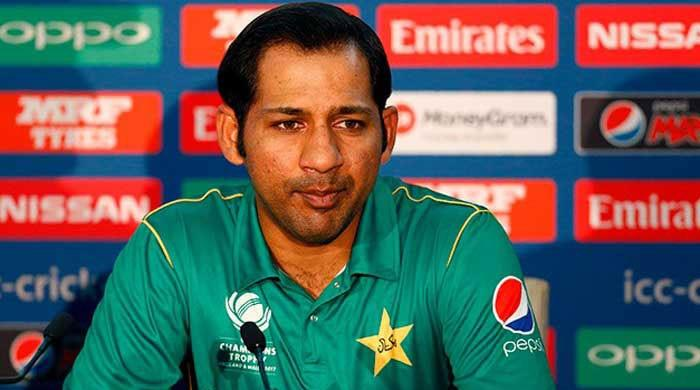 End of departmental cricket isn't good news: Sarfraz Ahmed