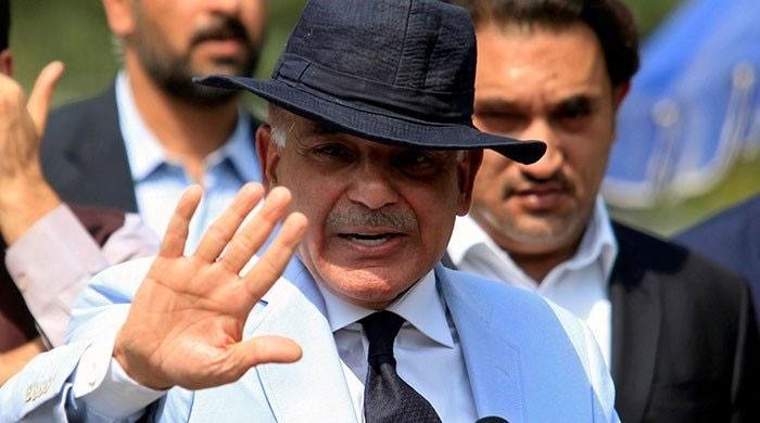 Summary of Nasir Khosa's appointment as caretaker CM can't be withdrawn: Shehbaz