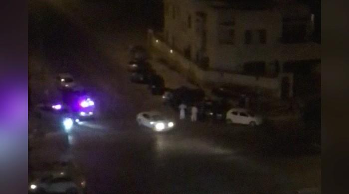 Video shows racing, drifting in Karachi's DHA in police presence