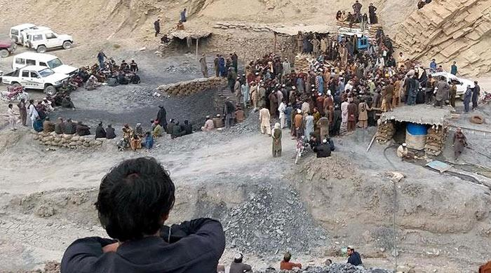 Four colliers die after mine collapses in Quetta
