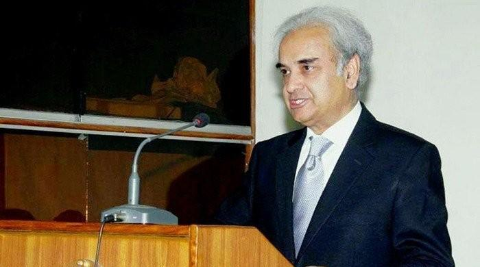 Elections will be held on time, assures caretaker PM